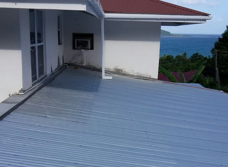 New roof is completed