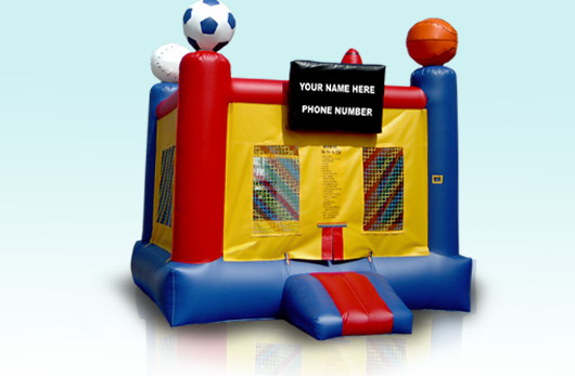 Sports Box Frame Bouncer