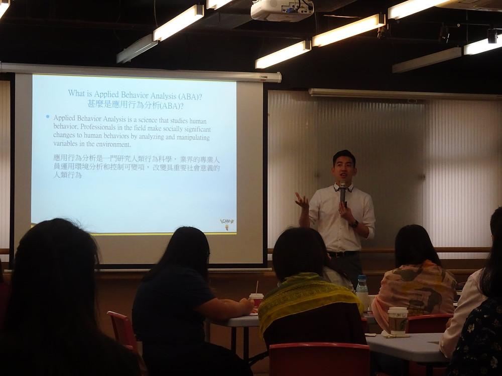 ICan-B Asia x YWCA ABA 工作坊