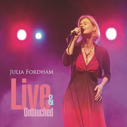 Live & Untouched - CD