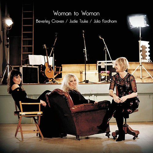 Woman To Woman - CD - SIGNED