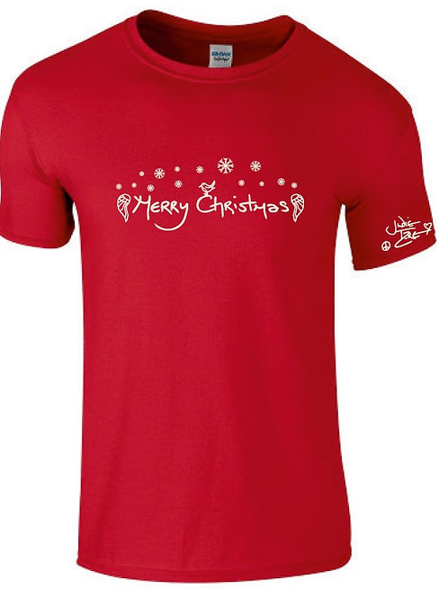 Judie Tzuke - Merry Christmas - T Shirt