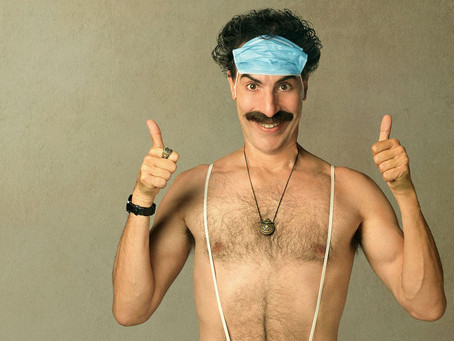 """Borat 2"" Review: A Very Nice Sequel"