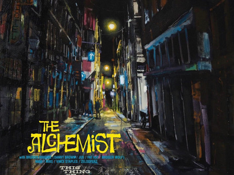 """Last Week in Music: """"This Thing Of Ours 2"""" - The Alchemist"""