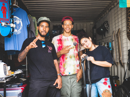 Natty Bwoy Bikes & Boards Makes an Impact Through Skating on Chicago's South Side