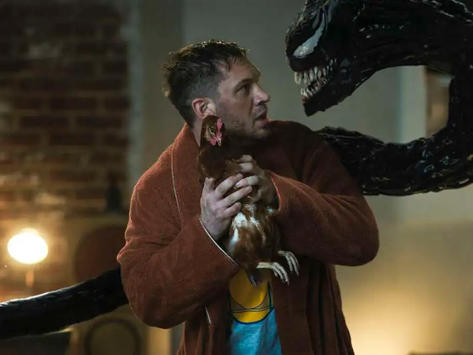 Review:  'Venom: Let There Be Carnage' Lightens Up - And It Kind of Works