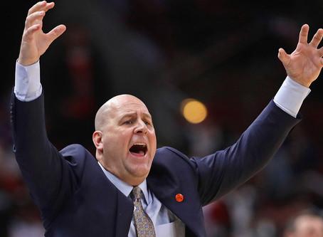 The Chicago Bulls Have Fired Jim Boylen