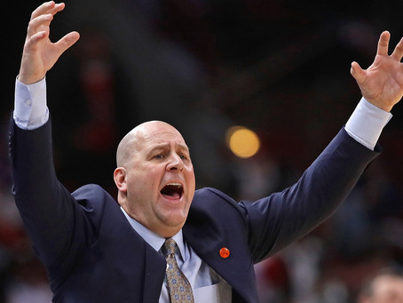 The Chicago Bulls Have Fired Jim Boylen