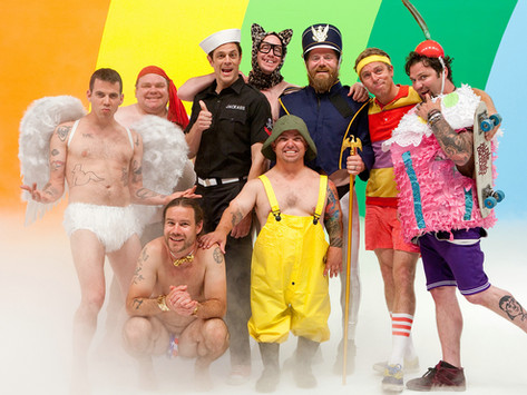 If You're Gonna Be Dumb, You Gotta Be Tough: The End of 'Jackass'