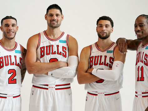 Are the Chicago Bulls Actually Back?