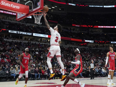 See Red: The Chicago Bulls Are the Only Undefeated Team in the Eastern Conference