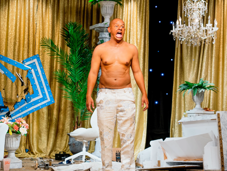 """The Eric Andre Show"" Returns with Chaotic Glory"