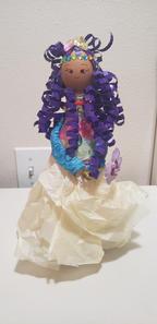 Princess Egg Doll