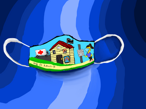 A Neighborhood in Quarantine