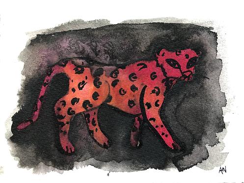 Small Leopard Study