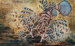 valerie bidaud peinture sculpture