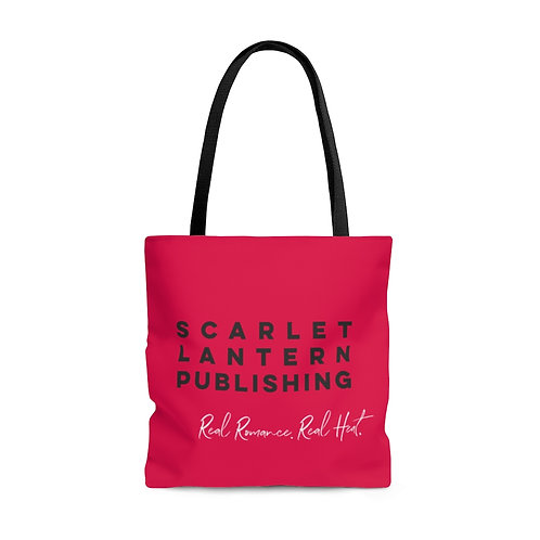 Hot Pink SLP Library Tote