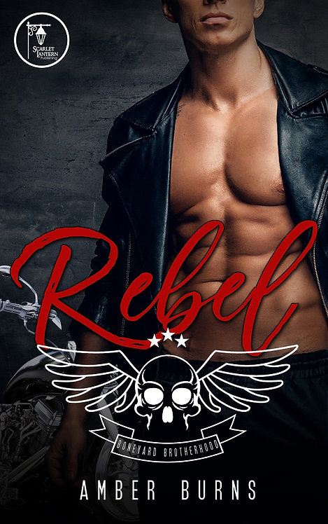 Rebel by Amber Burns