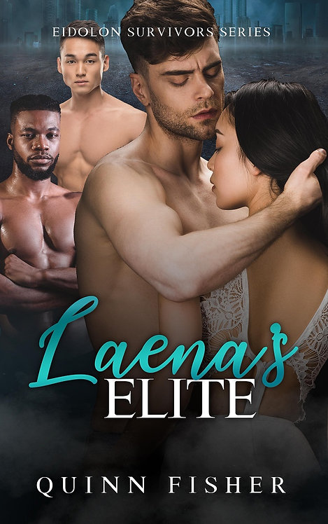 Laena's Elite by Quinn Fisher