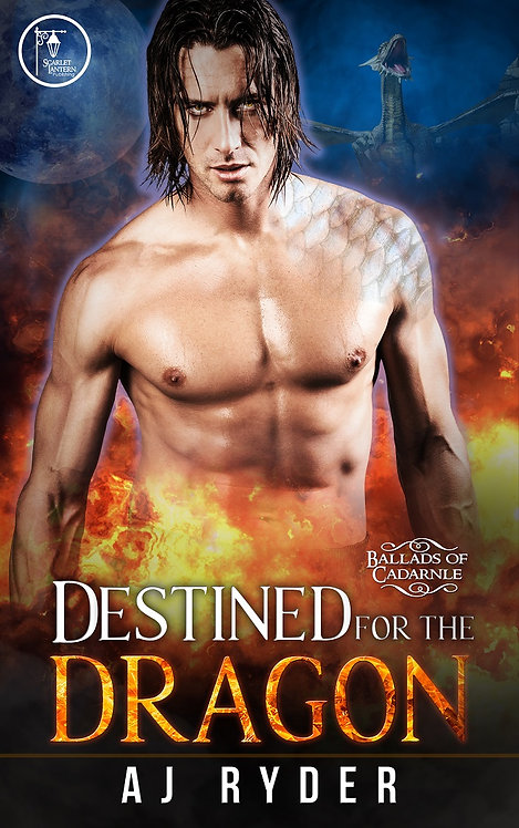 Destined for the Dragon by AJ Ryder
