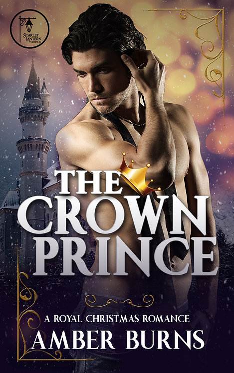The Crown Prince by Amber Burns