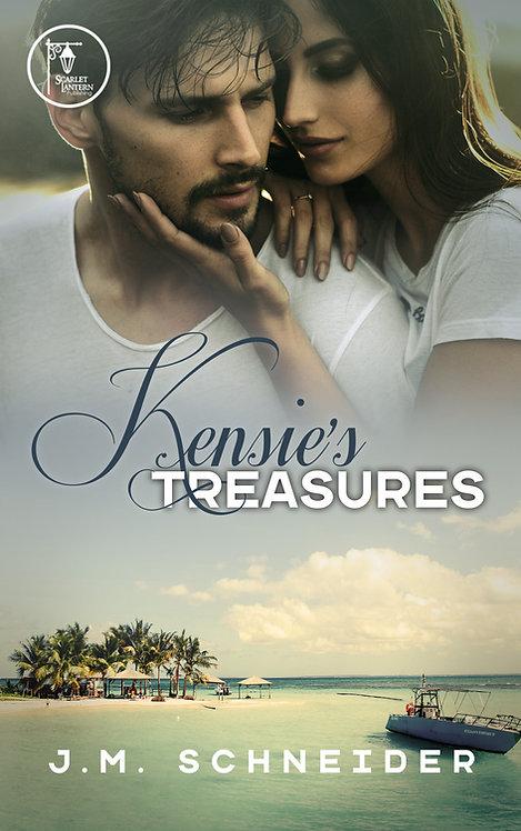 Kensie's Treasures by J.M. Schneider