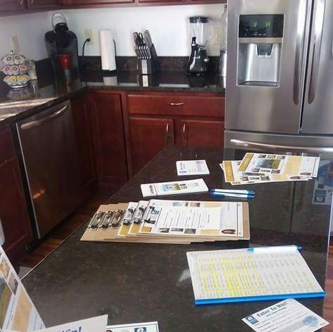 OPEN HOUSE PREPARATION