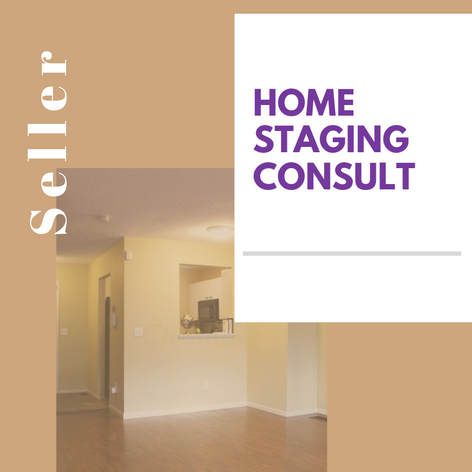 Home Staging Consult