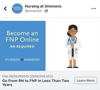Example of online nurse practitioner schools