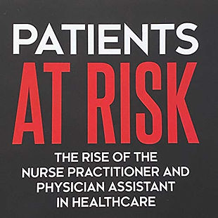 Patients at Risk book now available as an audiobook on Audible and iTunes