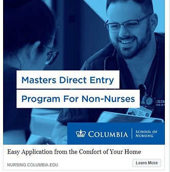 Example of nurse practitioner direct entry program for non-nurses