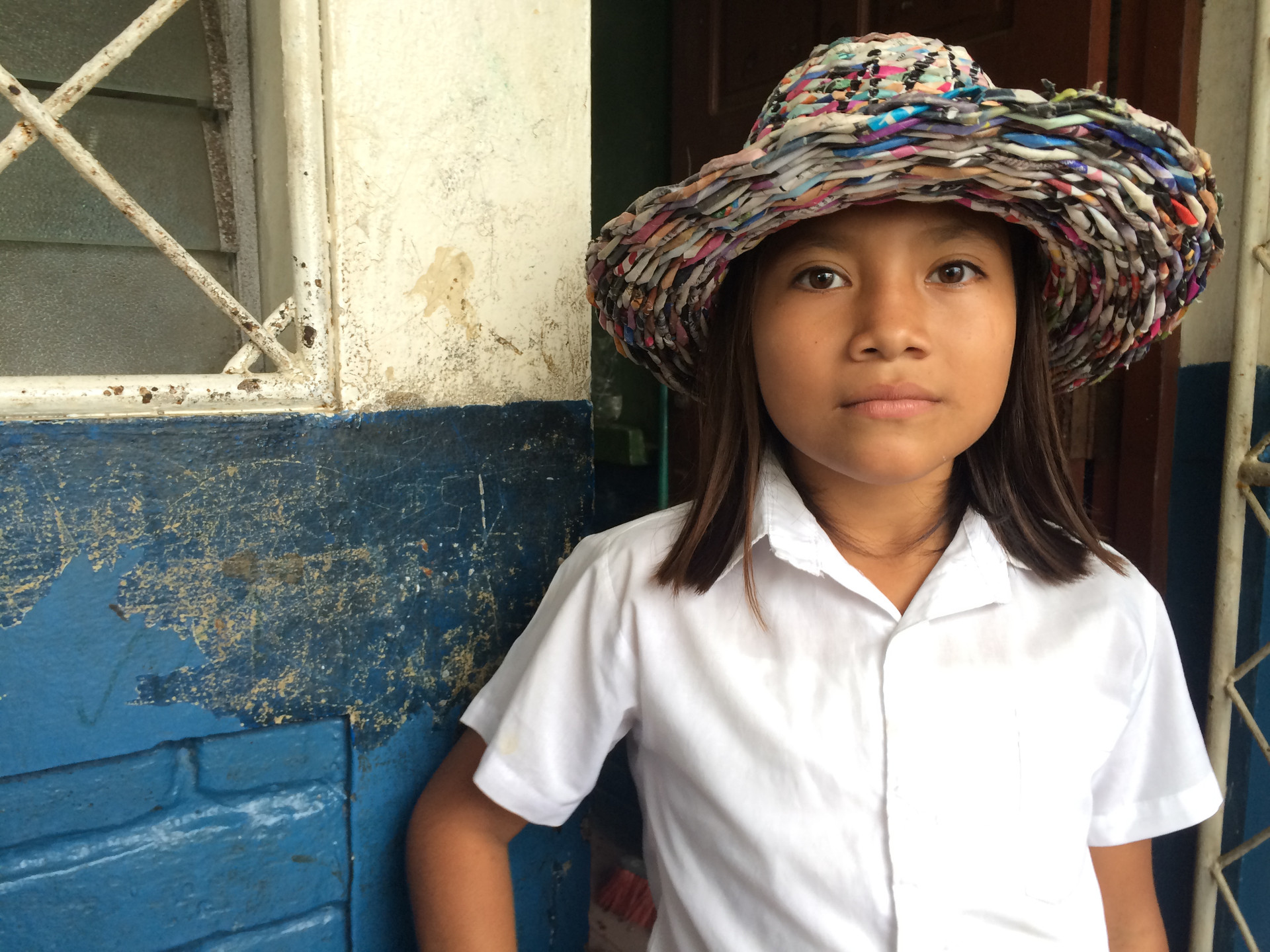 Recyclable Sombrero