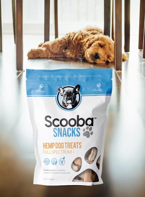 Scooba Snacks Bag