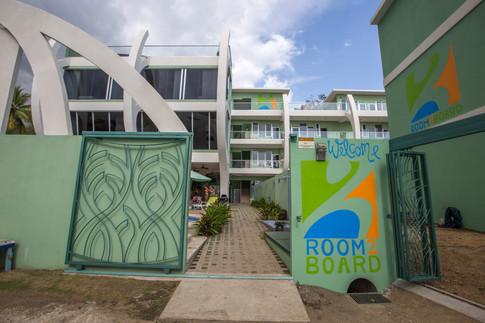Room 2 Board, Costa Rica