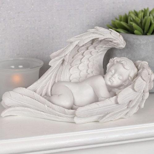 Sleeping cherub (medium size)