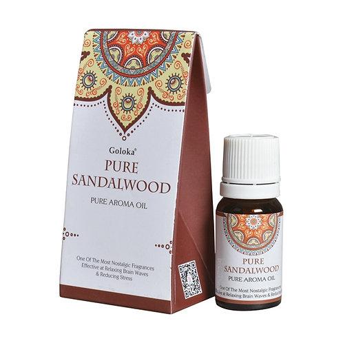 Pure Sandalwood Aroma Oil