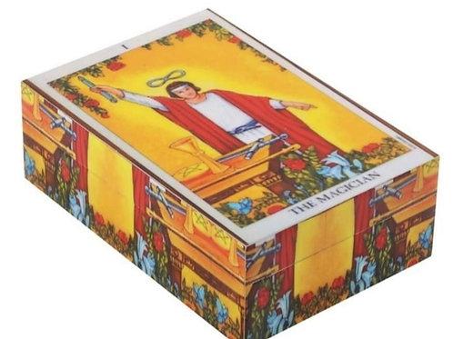 The Magician - Box