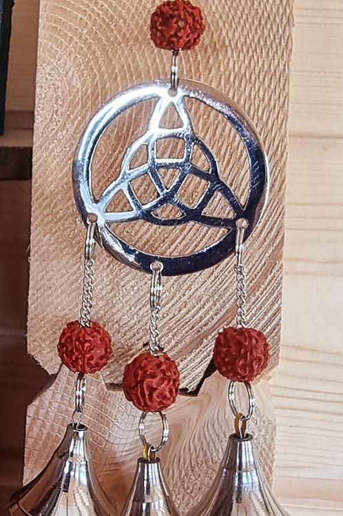Celtic Design Hanging Bells