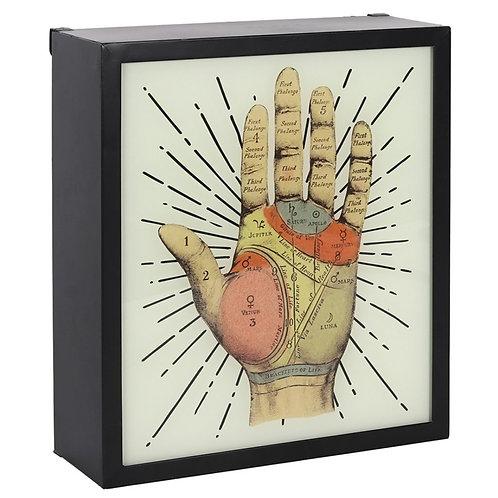 Palmistry Light box