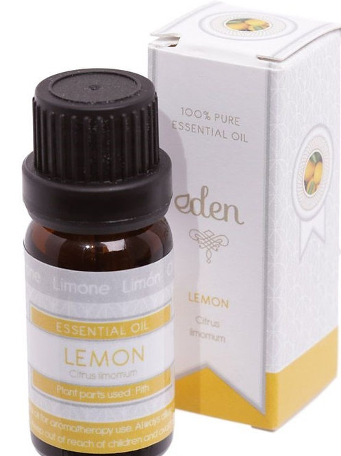 Lemon Essential Oil - 10ml