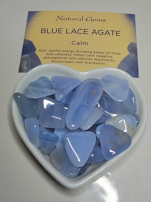 Blue Lace Agat