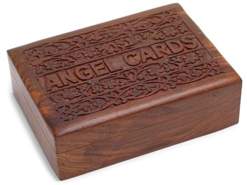 Angel Card Box