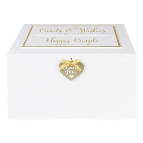 Cards & Wishes Box