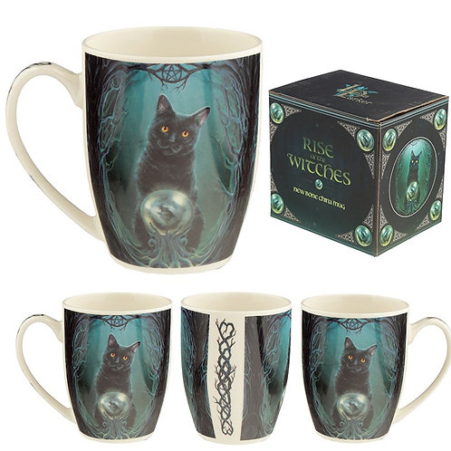 Rise of the Witches Mug by Lisa Parker