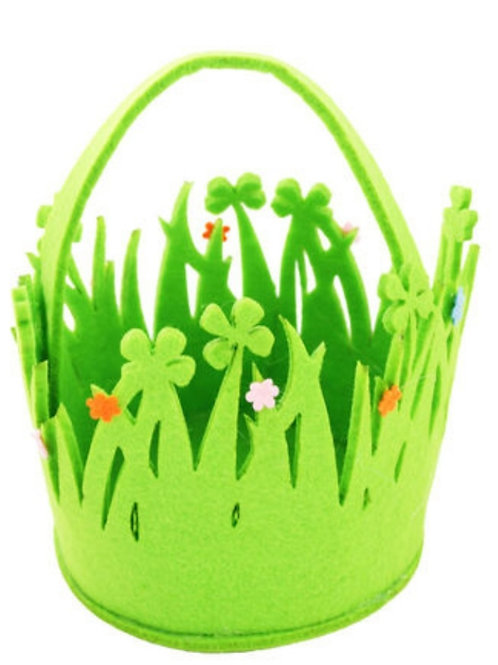 Easter Felt Basket/Bucket