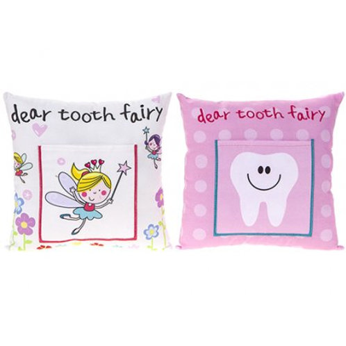 Tooth Fairy Cushion - large