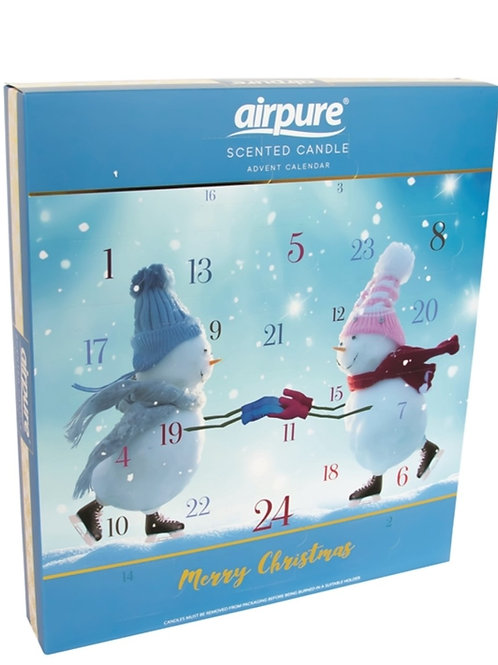 Candle Advent Calendar