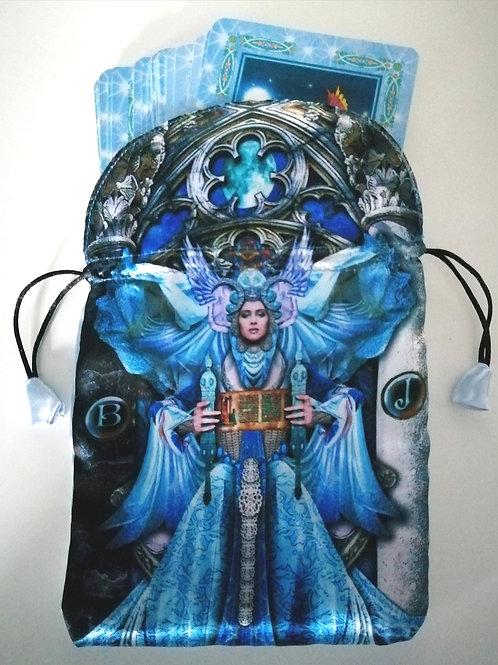 Sacred Priestess Card Bag