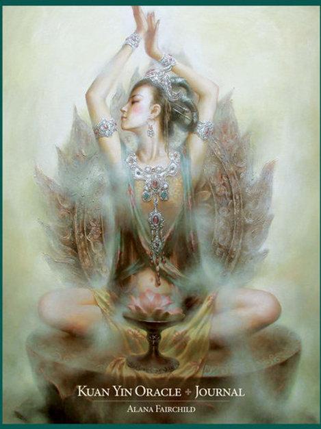 Kuan Yin Journal by Alana Fairchild