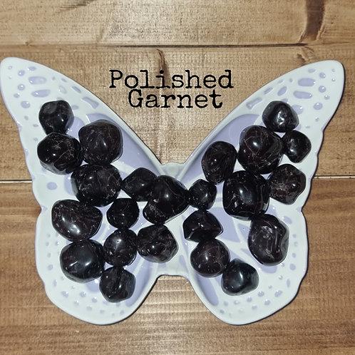 Polished Garnet
